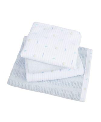 Mothercare Sleepysaurus Cot Bed Starter Set