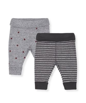 Mothercare Seasons Greetings Star And Stripe Joggers - 2 Pack