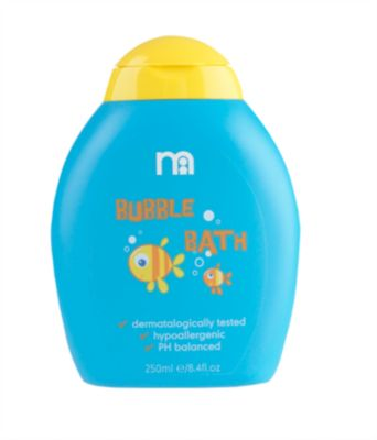 Mothercare Toddler Bubble Bath 250ml