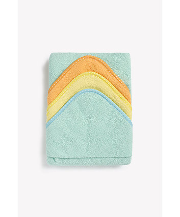 Mothercare Cuddle and Dry Brights - 3 Pack