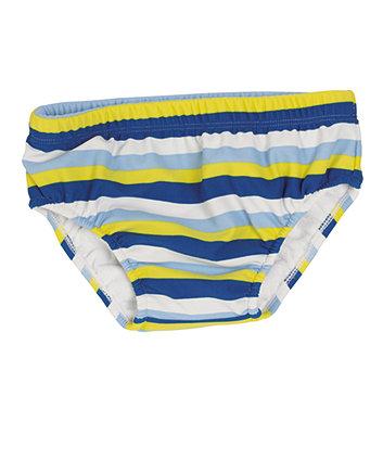 Mothercare Stripey Swim Nappy - Small