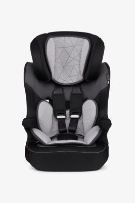Mothercare Advance XP Car Seat - Grey and Black