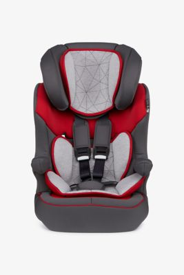 Mothercare Advance XP Car Seat - Grey and Red