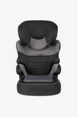 Mothercare Montreal Car Seat - Grey and Black