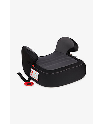 Mothercare Dream Booster Car Seat  - Black and Grey
