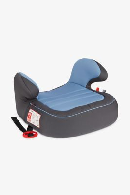 Mothercare Dream Booster Car Seat - Grey and Blue