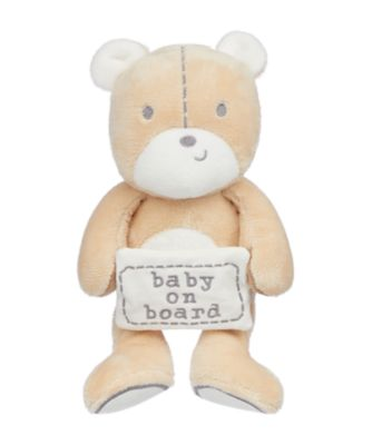Mothercare Baby On Board Sign - Little & Loved