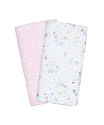 Mothercare Spring Flower Extra Large Muslins - 2pk