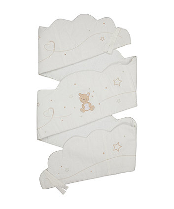 Mothercare Little And Loved Long Bumper