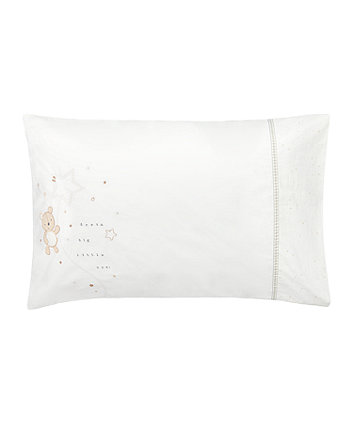 Mothercare Little And Loved Pillowcase