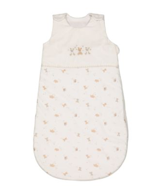 Mothercare Little & Loved Sleeping Bag 1 Tog - 0-6months