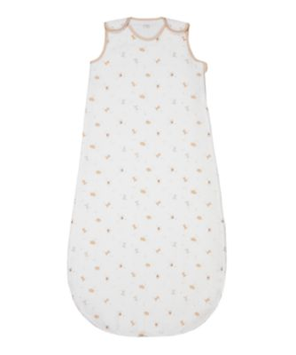 Mothercare Little & Loved Muslin Sleeping Bag 0.5 Tog - 6-18months