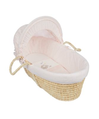 Mothercare Spring Flower Moses Basket