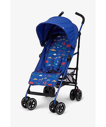 Mothercare Nanu Stroller - Rush Blue