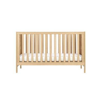 Mothercare Stretton Cot Bed - Oak