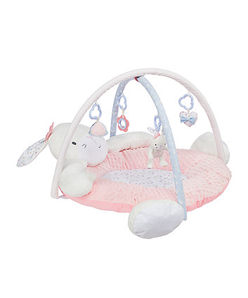 Mothercare Spring Flower Luxury Playmat And Arch