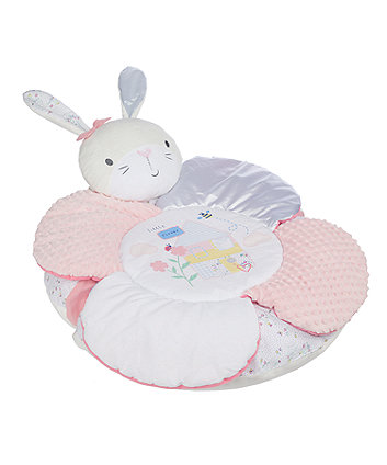 Mothercare Spring Flower Sit Me Up Cosy Playmat