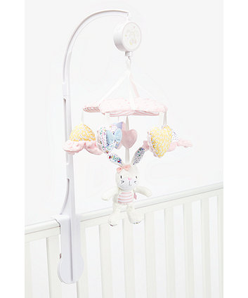 Mothercare Spring Flower Musical Mobile