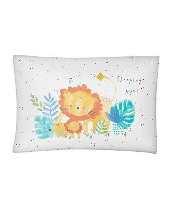 Mothercare Sleepy Safari Pillowcase