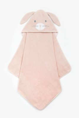Mothercare Character Cuddle N Dry - Bunny