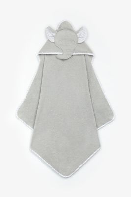 Mothercare Character Cuddle N Dry - Elephant