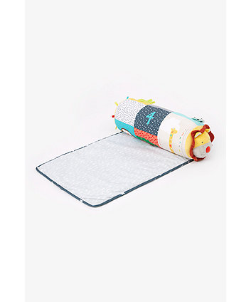 Mothercare Into The Wild Tummy Time Roller