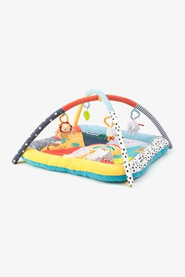 Mothercare Jungle Brights Play Mat & Arch