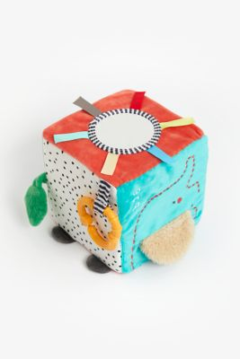 Mothercare Jungle Brights Activity Cube