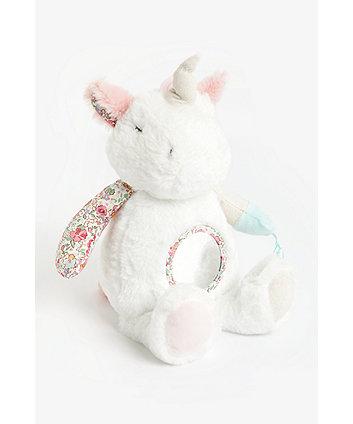 Mothercare Unicorn Musical Pull