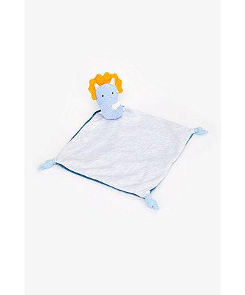 Mothercare Dinosaur Comforter Blankie
