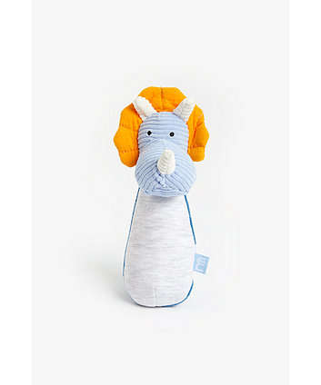Mothercare Dinosaur Squeaker Toy
