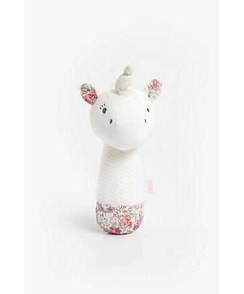 Mothercare Unicorn Squeaker Toy