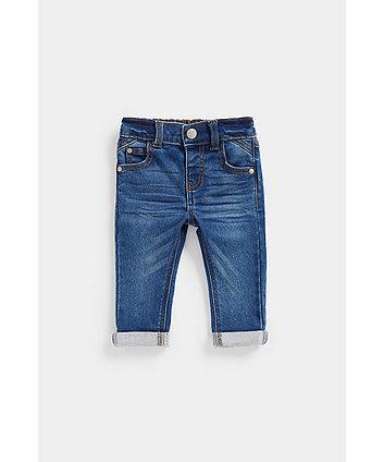 Mothercare Skinny Jeans - Dark-Wash