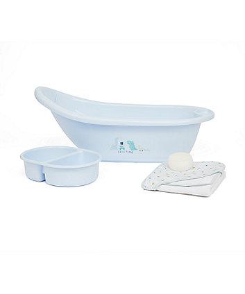 Mothercare Sleepysaurus Bath Set