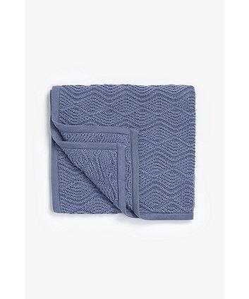 Mothercare You, Me And The Sea Knitted Blanket
