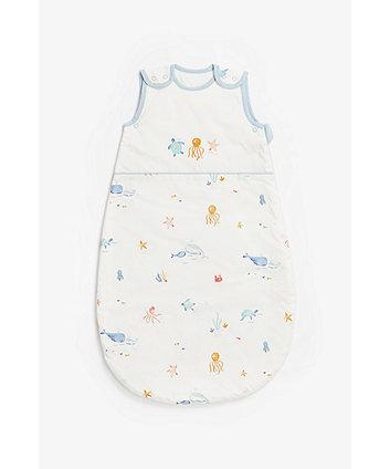 Mothercare You, Me And The Sea Sleep Bag 2.5 Tog (0-6 Months)