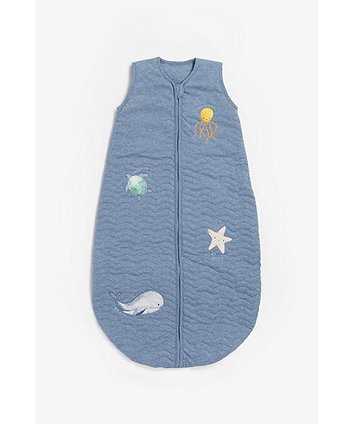 Mothercare You, Me And The Sea Sleep Bag 2.5 Tog (6-18 Months)