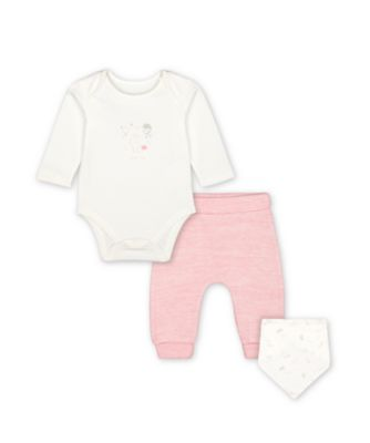 Mothercare My First Bib Set - 3 Pieces