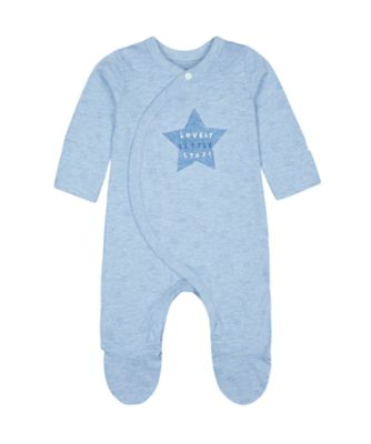 Mothercare My First Safari Blue Little Star All In One