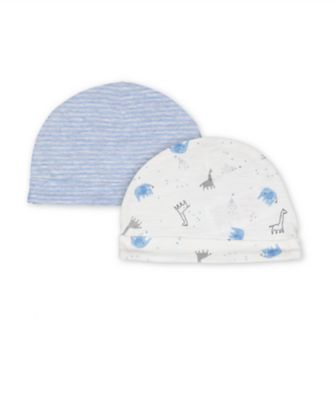 Mothercare My First Little Safari Hats - 2 Pack