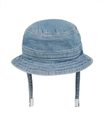 Mothercare My First Safari Denim Sun Hat