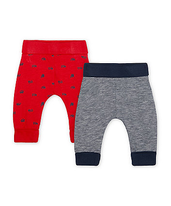 Mothercare My First Joggers - 2 Pack