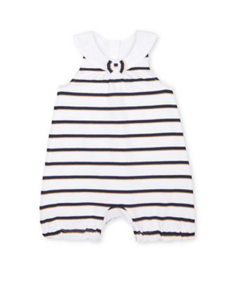 Mothercare Heritage Striped Bloomer Romper
