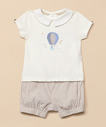 Mothercare Balloon Romper