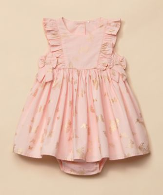 Mothercare Special Collection Bow Frill Dress