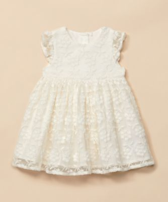 Mothercare Special Collection Floral Mesh Dress