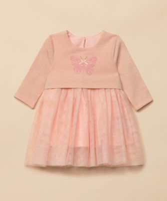 Mothercare Special Collection Butterfly Sparkle Mesh Dress