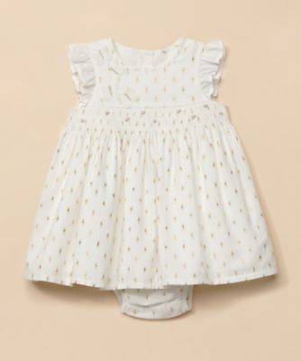 Mothercare Special Collection Cream Butterfly Dress