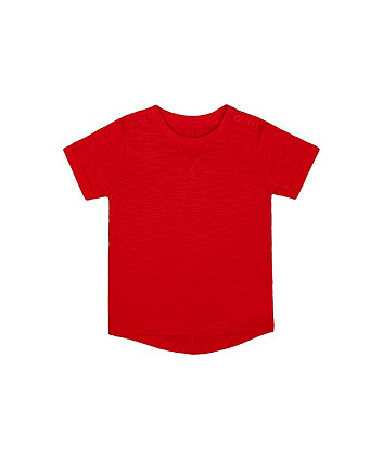 Mothercare Red T-Shirt