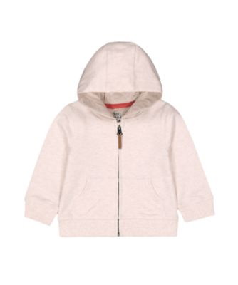 Mothercare Eco Safari Oatmeal Marl Hoody